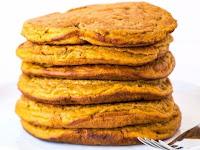 Fluffy Pumpkin Pancakes Recipe