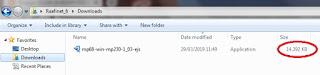 File IJ Scan Utility untuk Printer Canon MP230 Series