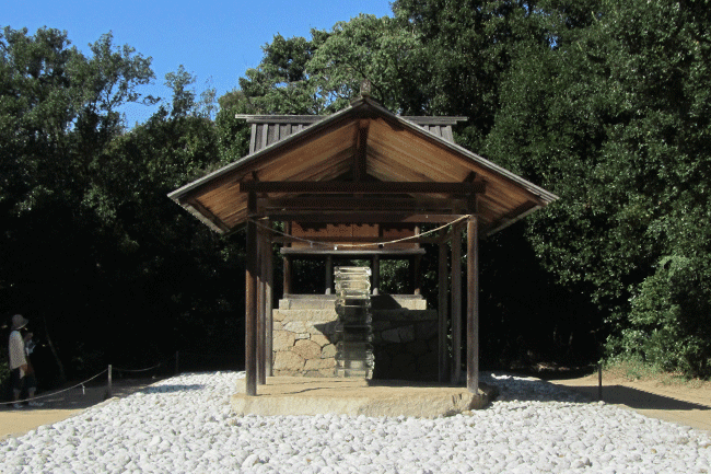Naoshima-Go'o Shrine