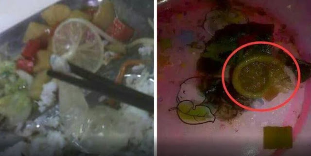Student Found Used Condom In The Food From Her School Cafeteria!
