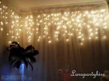 Curtain Lights €10