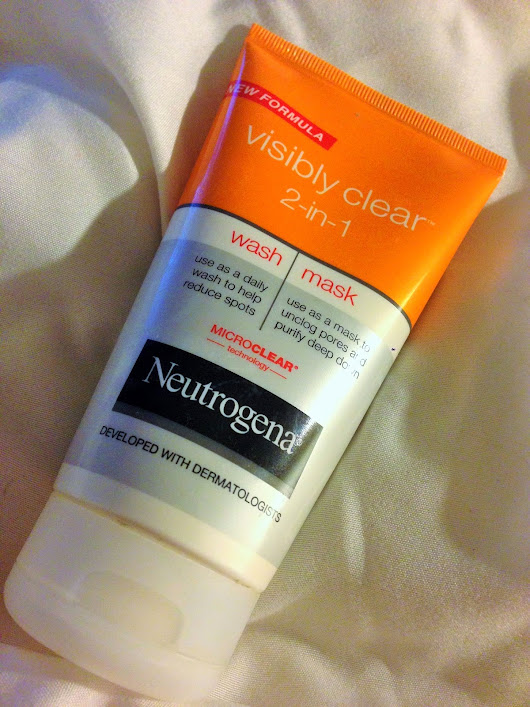 Neutrogena Visibly Clear 2-in-1 | Review