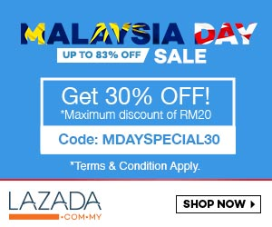 malaysia day sale