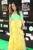 Sridevi Telugu Actressi in green Yellow Anarkali Dress at IIFA Utsavam Awards 015.JPG