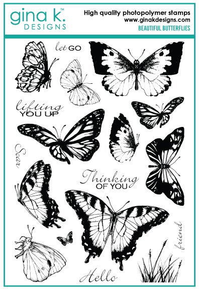 My Newest Set: Beautiful Butterflies!