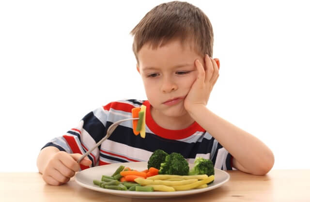 Yemek seçen çocuklar için annelere tavsiyeler