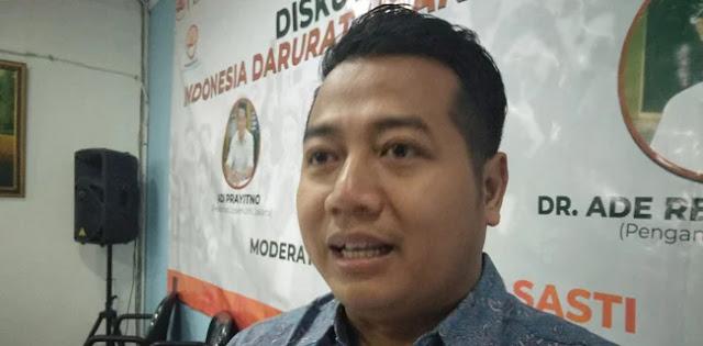 LRT Jabodebek Disentil Mahal, Pak JK Loh yang Ngomong Bukan Oposisi