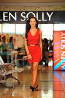Amy Jackson Hot Photo from Yevadu Movie HeyAndhra
