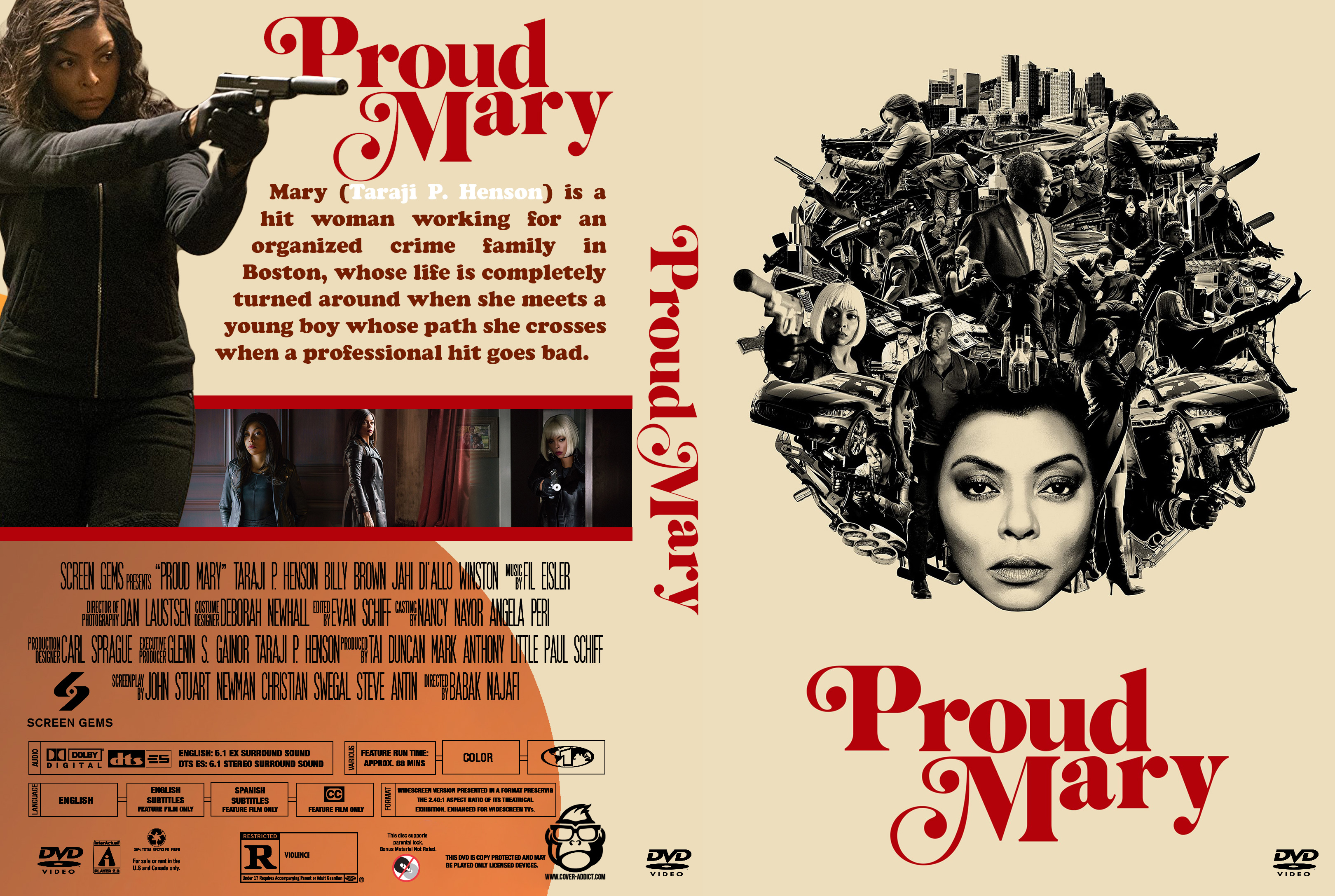 Image result for PROUD MARY MOVIE