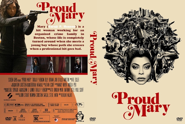 Proud Mary DVD Cover
