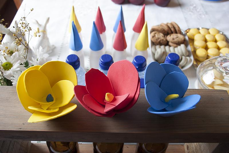 Decorar en familia: Merienda de cumpleaños temática Blancanieves4