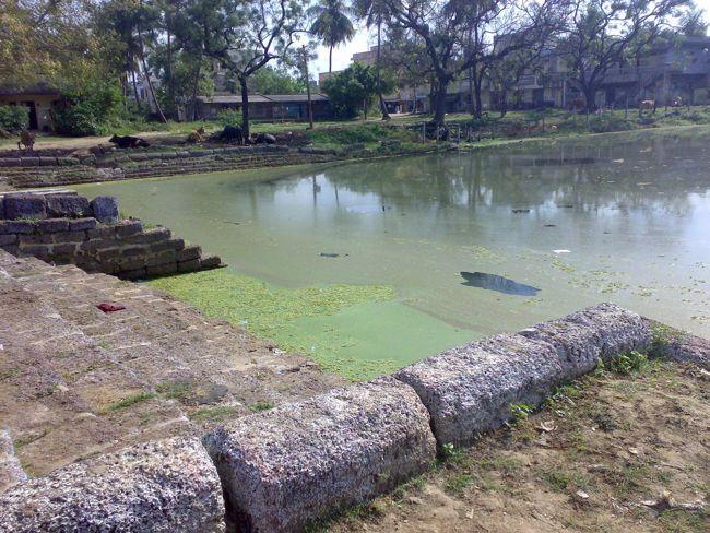 Sri Uthara Vaidheeswaran Temple Tank