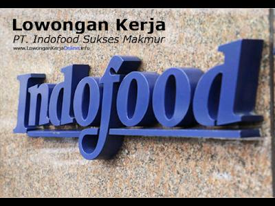 Lowongan Indofood Sukses Makmur