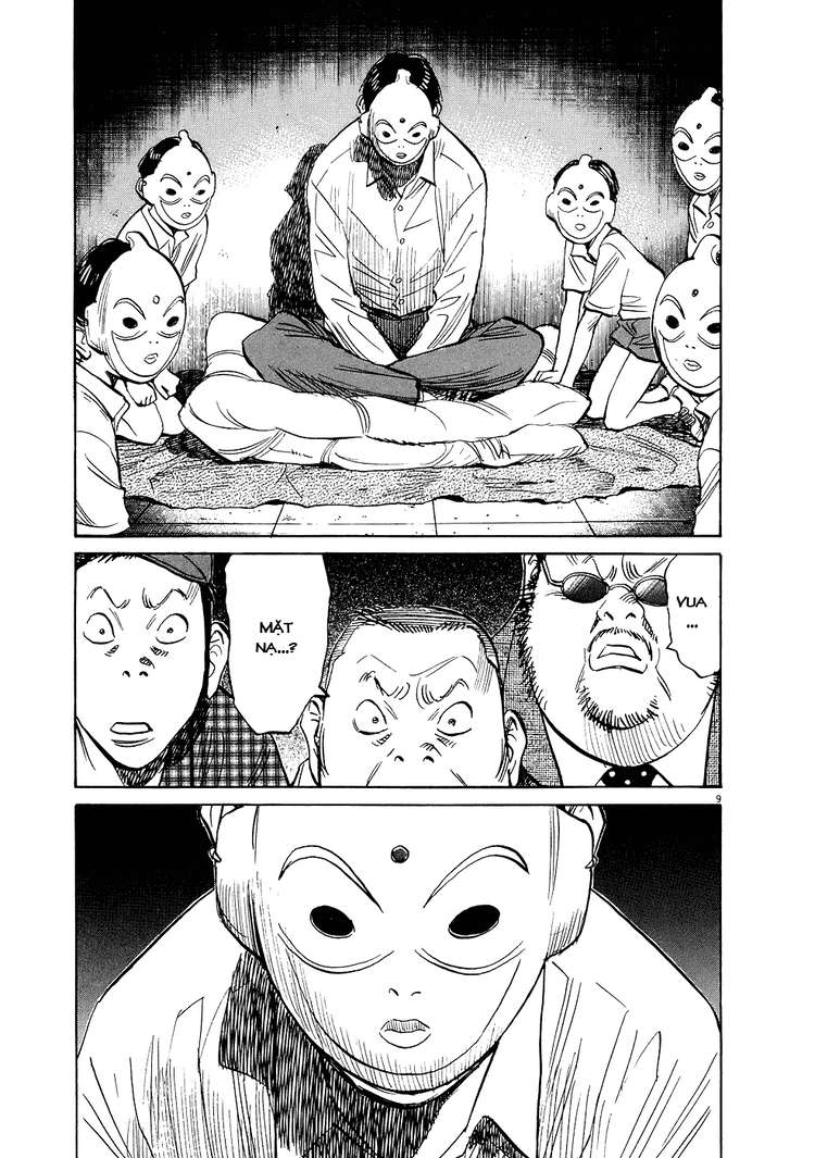 20th Century Boys chapter 242 trang 21