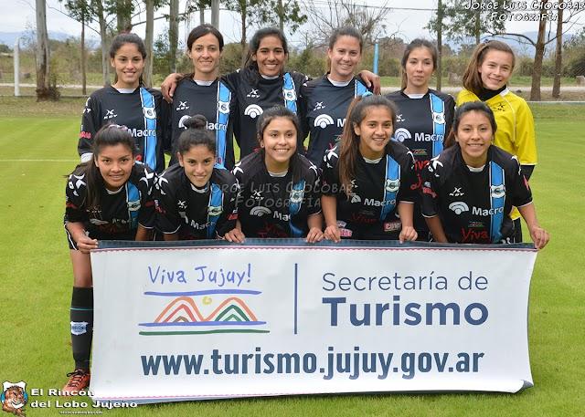 Fotos | Fecha 10 Gimnasia 1-6 Los Perales | Fútbol Femenino