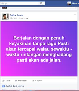 Cara Membuat Background Warna Pada Status Facebook 2017 terbaru