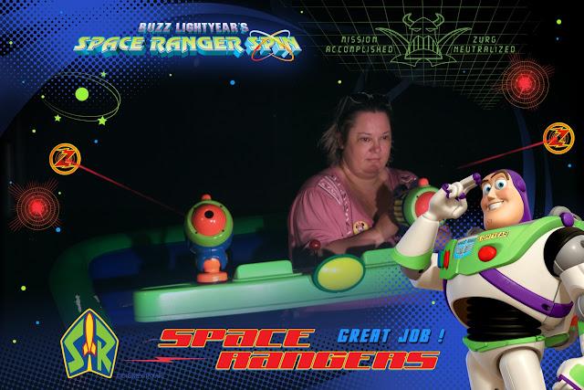Buzz Lightyear's