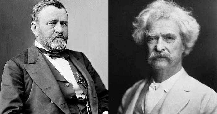 The Story of a Friendship That Changed America Grant and Twain