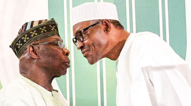 Go Home In Peace' - Obasanjo Says To President Buhari
