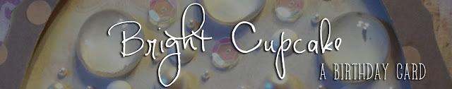 Birthday card, cupcake, handmade, scrapbooking, paper crafts, flowers, lace, pearls, vintage