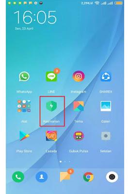Xiaomi hp sering restart sendiri