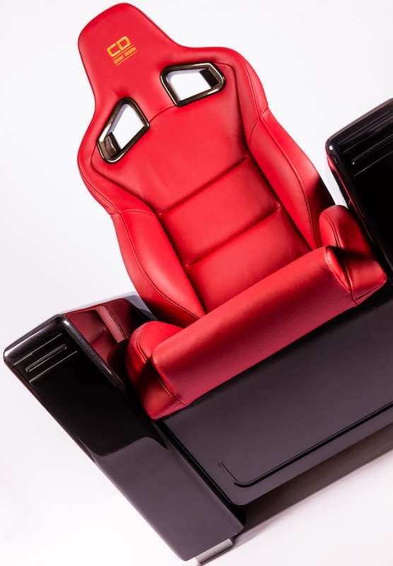 recaro office chair graco high covers luxury porsche, lamborghini seats for sports car enthusiasts