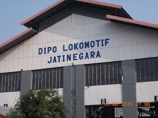 Dipo Lokomotif Jatinegara