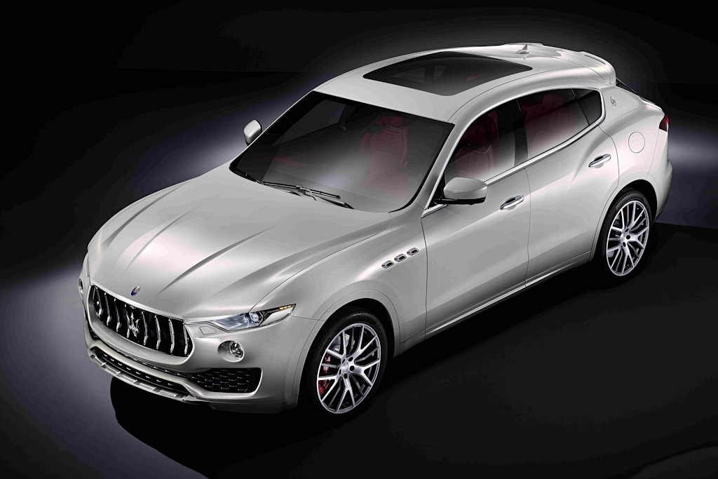 Updated The Levante Is Maserati S First Suv Philippine Car News