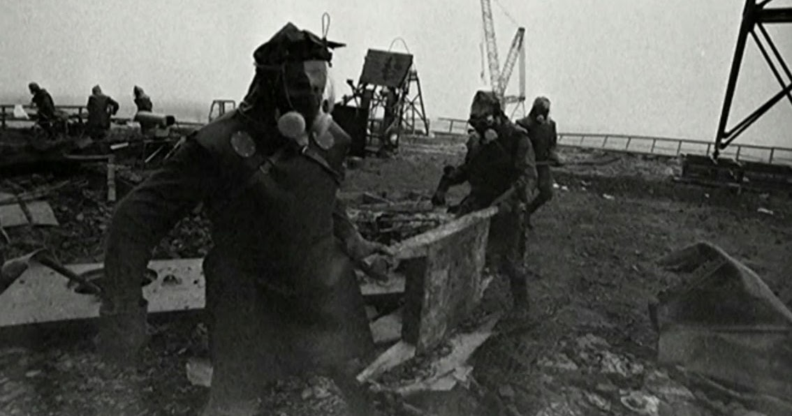 Video Revisited The Battle Of Chernobyl Best