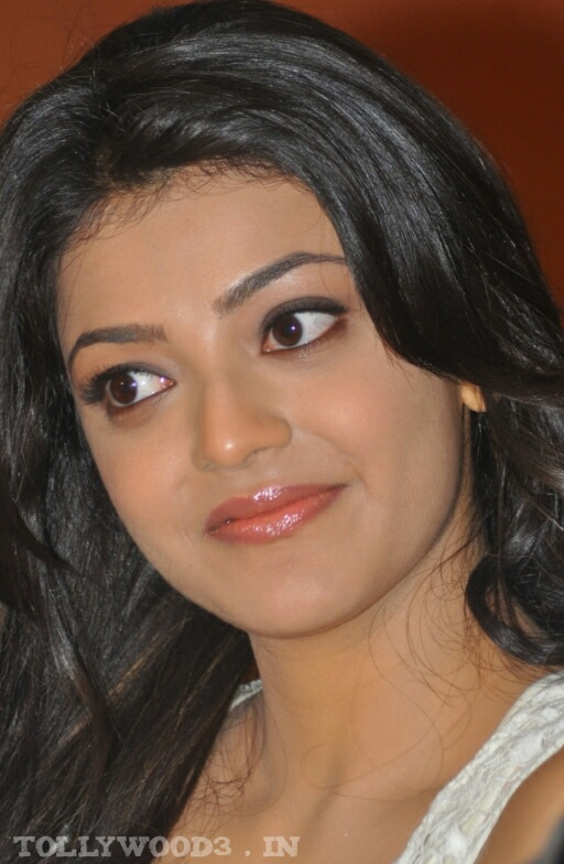 Tollywood : Latest Kajal Aggarwal Hot HD Smiling Close Up