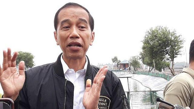 Ekonomi RI 2018 Tumbuh 5,17 Persen, Jokowi: Kita Jangan Kufur Nikmat