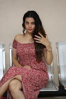 Diksha Panth in a Deep neck Short dress at Maya Mall pre release function ~ Celebrities Exclusive Galleries 053.JPG