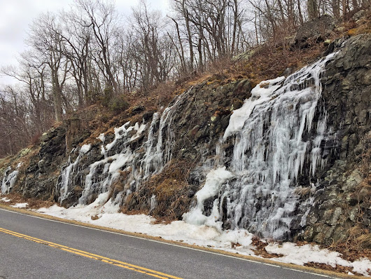 Winter in Shenandoah National Park | Wander on the Weekend