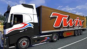 Twix trailer mod