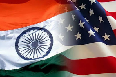 2+2 Inter-Sessional meeting between India and US held in New Delhi