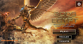 Gods Of Egypt Game v1.0 Apk Android