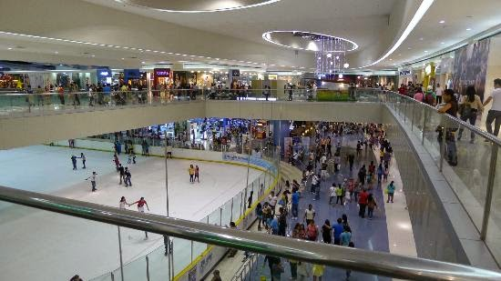 Trung tâm mua sắm Mall of Asia
