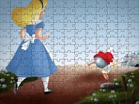Alice and Hare Puzzle