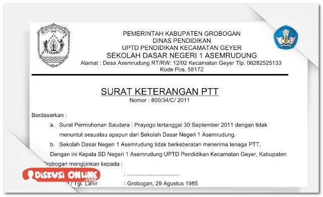 Kumpulan Surat Keputusan (SK) Kepala Sekolah Untuk Semua Kegiatan Terbaru