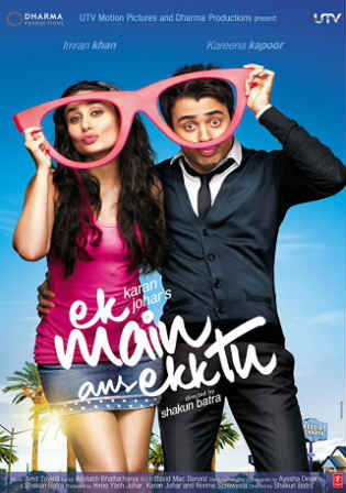 Ek Main Aur Ekk Tu 2012 BluRay 800MB Full Hindi Movie Download 720p Watch Online Free bolly4u