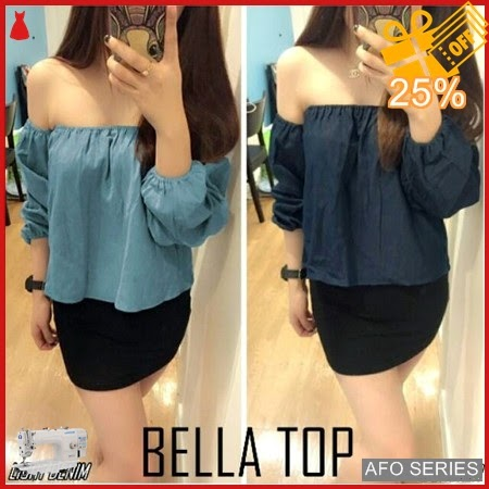 AFO267 Model Fashion Bella Top Modis Murah BMGShop