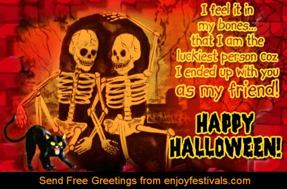 Happy Halloween Day 2016 SMS - Latest And New Halloween SMS