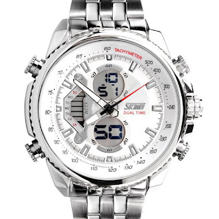 Men's Quality Chronograph Watch