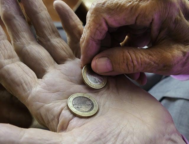 Σύνταξη 724€ παίρνουν 2,5 εκατ. συνταξιούχοι κατά μέσο όρο-Το 34,4% είναι από 51 έως 70 ετών