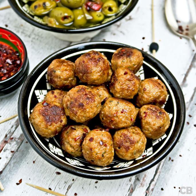 Heerlijke tapa: Spaanse gehaktballetjes met pimentón