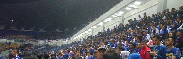 Tiket Persib vs Persija Habis, Stadion GBLA Dipastikan Penuh Sesak