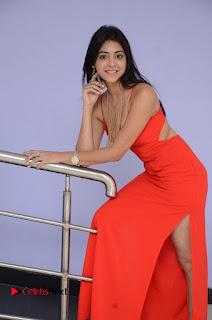 Actress Priyanka  Bharadwaj Pictures at Mister 420 Movie Logo Launch  0098