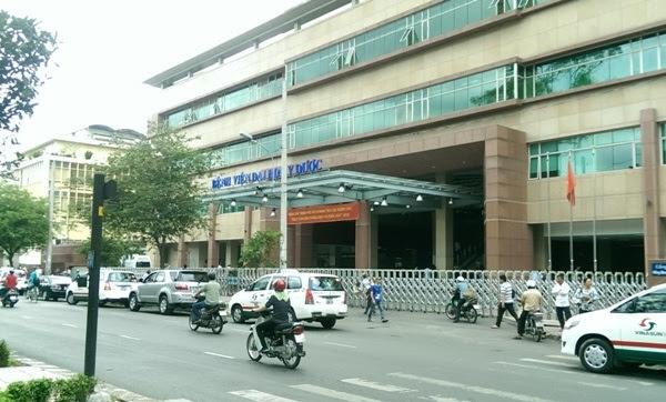 bệnh viện đại học y dược