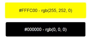 snapchat renk kodları