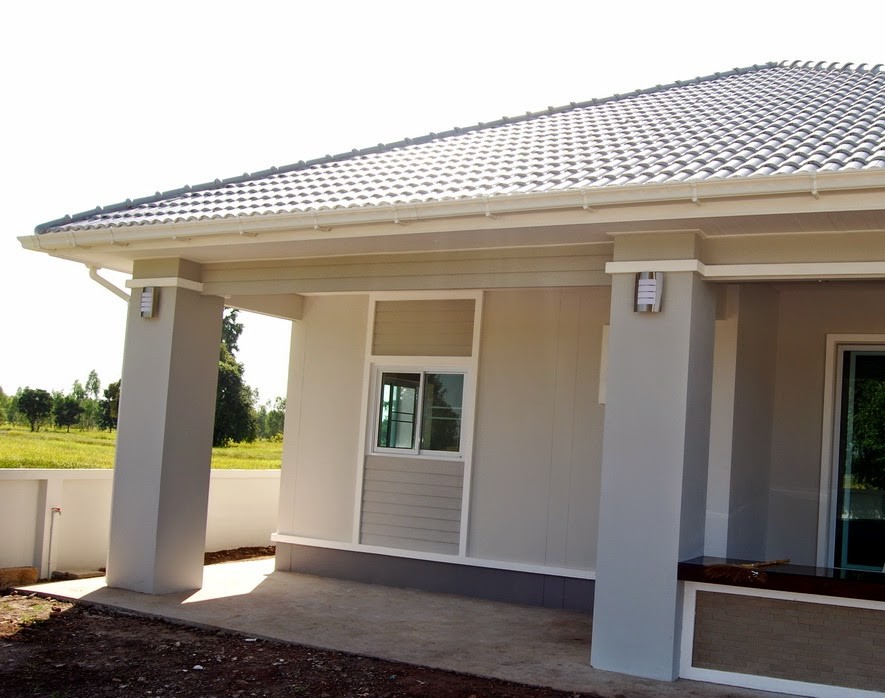Single story house plans thailand news